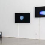 """""""白双全:那光""""展览现场,镜花园,2016,图片:维他命文献库"""