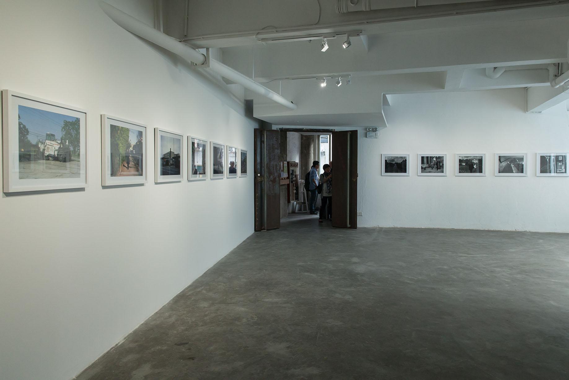 x01-展览现场 exhibition view