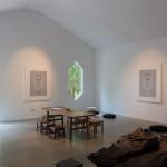 "Exhibition view of ""Zheng Guogu: The Winding Path to Trueness"", Mirrored Gardens, 2017. Photo: Vitamin Archive"